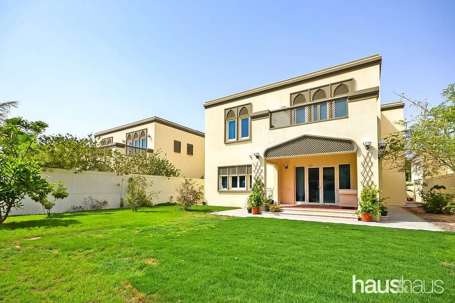 Well Maintained | Close to the Park | Available