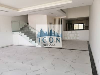 4 Bedroom Townhouse for Sale in Jumeirah Village Circle (JVC), Dubai - Fully Upgraded | No Commission  |  Spacious villa in JVC for Sale