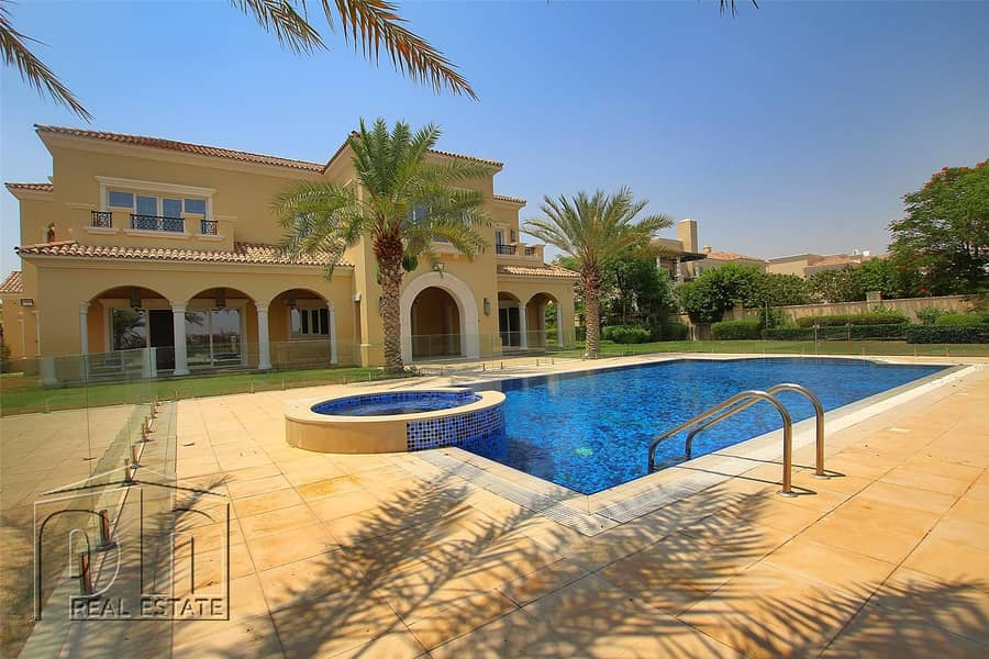6 Bedroom | Polo View | Large Plot | Pool