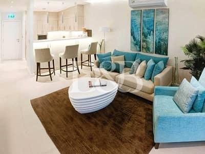فلیٹ 1 غرفة نوم للبيع في نخلة جميرا، دبي - FULLY FURNISHED 1 BR | GUARANTEED 10% ROI