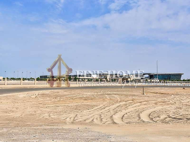 Residential Land in Madinat Zayed