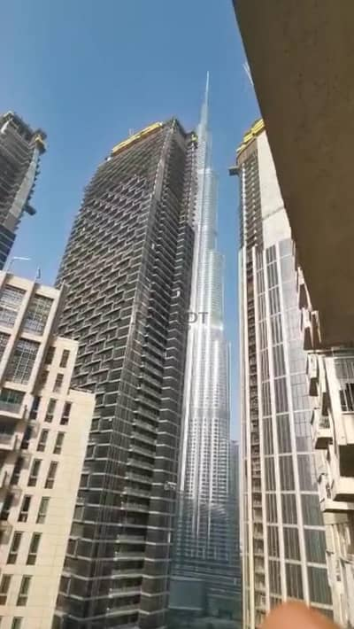 Best Priced Burj khalifa View 1 bed apartment | Standpoint Tower A - AED 998