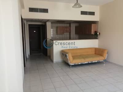 1 Bedroom Flat for Rent in International City, Dubai - Garden View with Balcony  in France Cluster