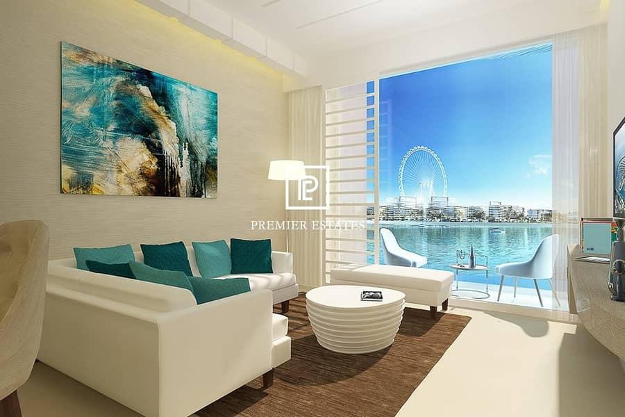 Fantastic Views - 1 Bedroom Hotel Apartment