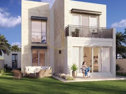 3 Bedroom Villa for Sale in Dubai South, Dubai - 5BR Golf Links | Move in a golf course gated community