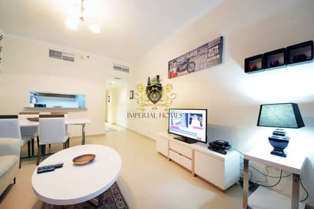 1 Bedroom Apartment for Rent in Jumeirah Lake Towers (JLT), Dubai - Furnished | Duplex | Balcony | High Floor