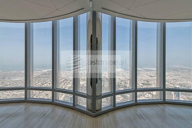 9 Full Floor FITTED Office in Burj Khalifa Corporate