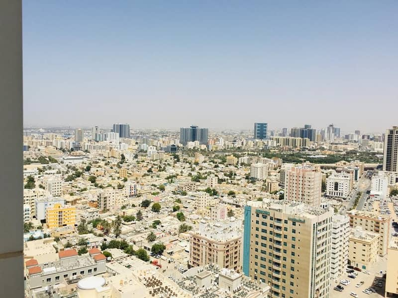 hot deal 3 bhk city view with parking for sale in Ajman one tower