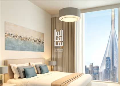 2 BR LUXURY APARTMENT FULL SEA VIEW 5 YEARS INSTALLMENTS..