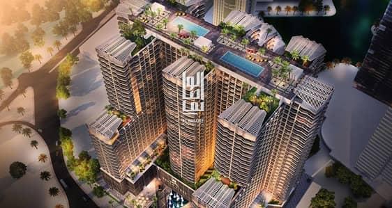استوديو  للبيع في أبراج بحيرات الجميرا، دبي - Studio in JLT!! Extremely attractive payment plan!! Zero Agent fee