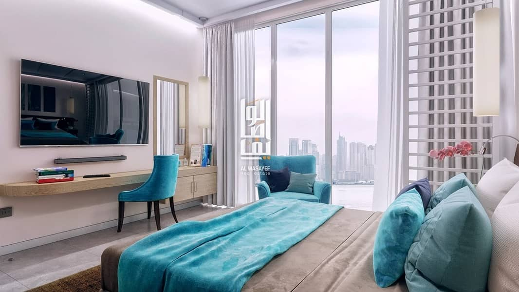 2 Studio in JLT!! Extremely attractive payment plan!! Zero Agent fee