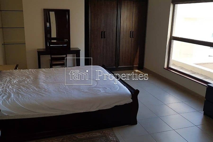 10 fully furnished partial sea view mid floor