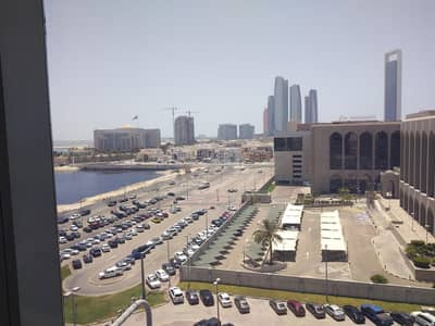 3 Bedroom Flat for Rent in Al Bateen, Abu Dhabi - 3BR + Maids + Storage with Gym Pool Parking