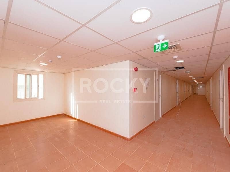 18 Labour camp 90 rooms | for RENT | DIC
