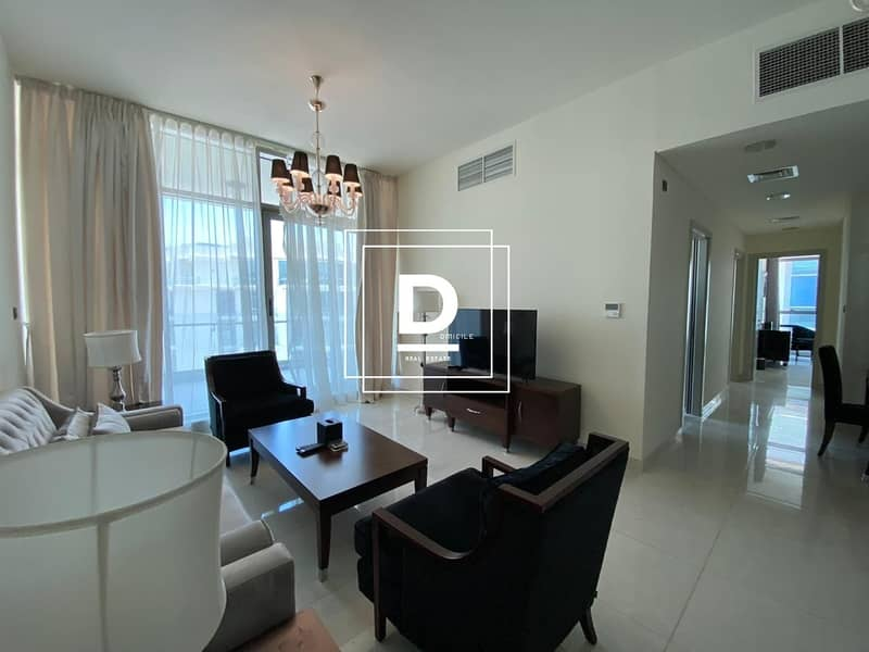 2 Stunning  Polo Residence | 2B Apartment | For Rent