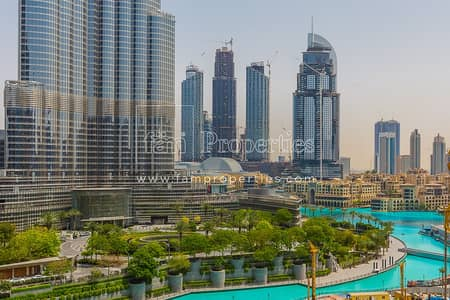 2 Bed with Burj Khalifa views For Rent