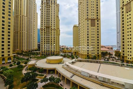 3 Bedroom Flat for Sale in Jumeirah Beach Residence (JBR), Dubai - Great Deal !VOT Partial Sea View 3BR+Maids