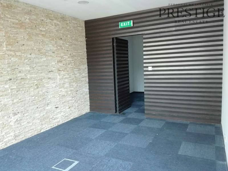 8 Fitted Office | Silver Tower | JLT |Park & Lake view