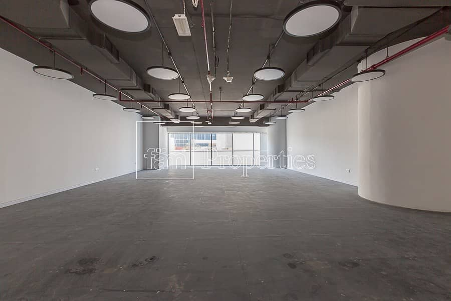 Fitted | Open Plan | 2 Parkings | Sheik Zayed