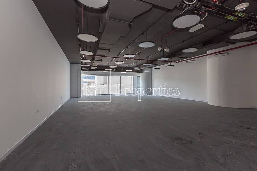2 Fitted | Open Plan | 2 Parkings | Sheik Zayed