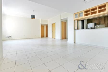 شقة 2 غرفة نوم للبيع في ذا فيوز، دبي - 2 Bed + Study Room | Lake Views | Vacant
