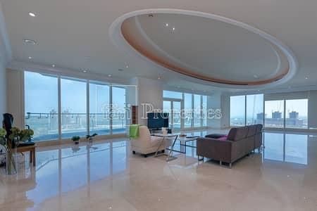 بنتهاوس 4 غرف نوم للايجار في دبي مارينا، دبي - Exclusive | Le Reve Penthouse | Half Floor
