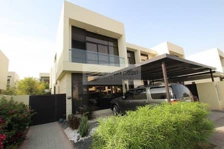 فیلا 5 غرف نوم للايجار في داماك هيلز (أكويا من داماك)، دبي - Upgraded 5BR+M | Available for Rent in Damac Hills