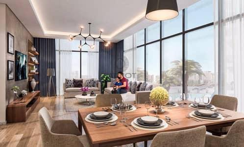 شقة 2 غرفة نوم للبيع في مدينة ميدان، دبي - Book Now Corner unit 2BR In Meydan Lowest Price with Offers