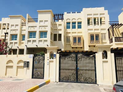 5 Bedroom Villa for Rent in Al Nahyan, Abu Dhabi - Modern Arabic Style Villa with Separate Entrance | 5 Master Bedrooms Hall majlis | AED 195k