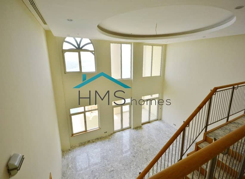 Penthouse   Full Sea Views   4 bed plus Maids