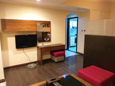 Studio for Rent in Al Nahda, Dubai - Chiller Free Very Luxurious Full Furnished  huge Studio with All Facilities Free 1 month Free Rent 36k 6chqs Front of Rta Bus Stop