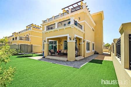 فیلا 4 غرف نوم للايجار في جميرا بارك، دبي - Corner Plot | Next to Park | Vacant July