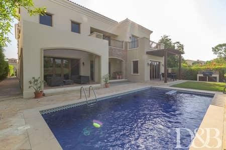فیلا 5 غرف نوم للايجار في عقارات جميرا للجولف، دبي - Motivated Seller | 5 Bedrooms | Lime Tree Valley