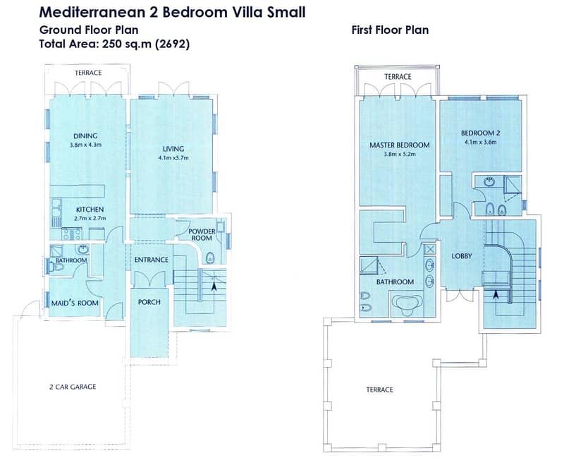10 2 Bedrooms l Near Park l Quiet Location