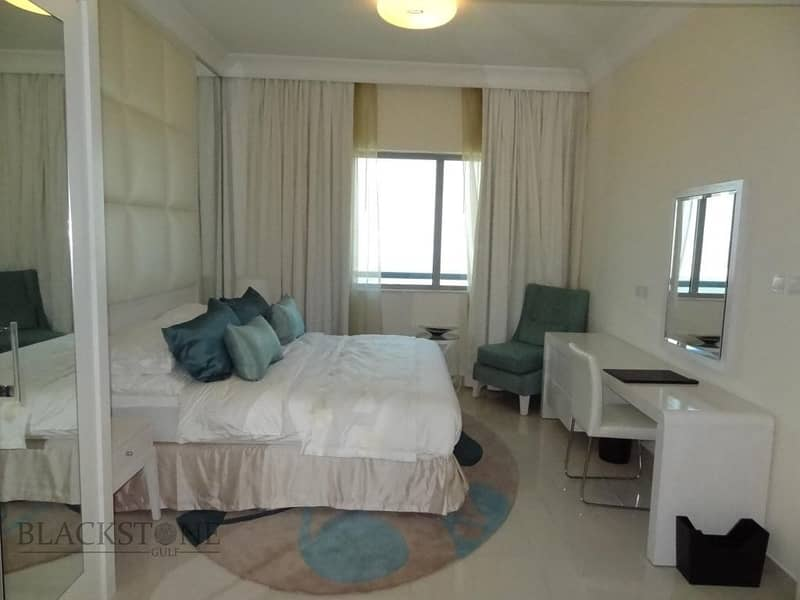 2 Elegant Fully Furnished 1BR at a Reasonable Price|High Floor|Great Views