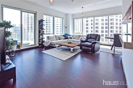 شقة 1 غرفة نوم للبيع في دبي مارينا، دبي - Upgraded | Vacant on Transfer | High Floor