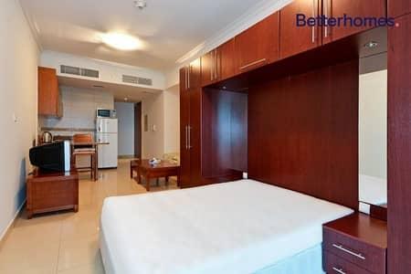 استوديو  للبيع في أبراج بحيرات الجميرا، دبي - Great Investment | Rented | Furnished | Mid Floor