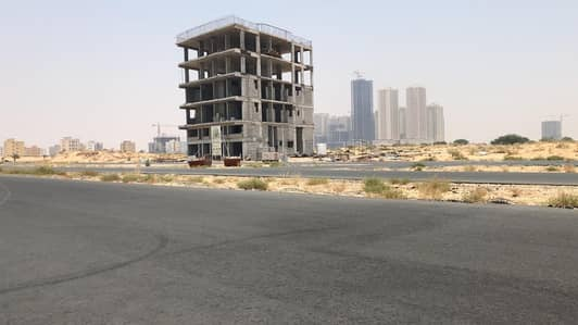 Plot for Sale in Marmooka City, Ajman - COMERCIAL LAND FOR SALE IN AJMAN