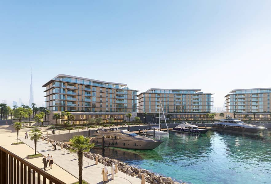 2 Branded luxury loft| Full Marina View| Exclusive living
