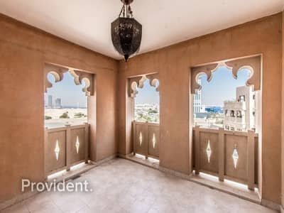 3 Bedroom Flat for Rent in Dubai Festival City, Dubai - Corner 3 Bed with Maid's Room Condo Flat