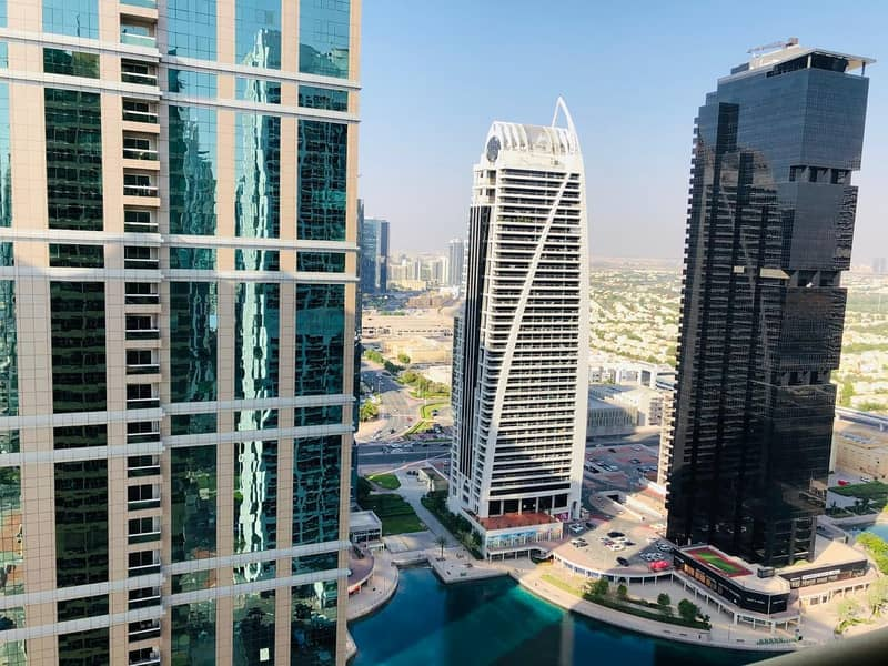 Near to metro 1 bed room at Lake city tower JLT