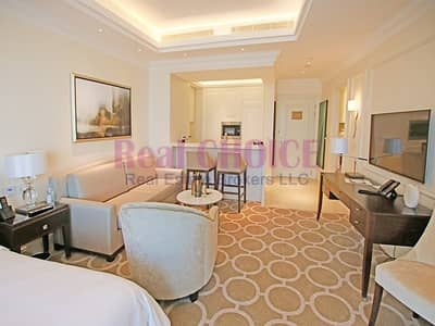 Hotel Apartment for Rent in Downtown Dubai, Dubai - Upgraded granite countertop/prime location