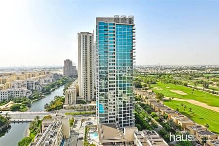 فلیٹ 2 غرفة نوم للبيع في ذا فيوز، دبي - Amazing Views | Vacant Now | High Floor