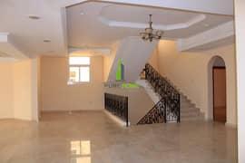 Hot Deal | Available 10 Bedrooms Villa | Al Nahyan Camp