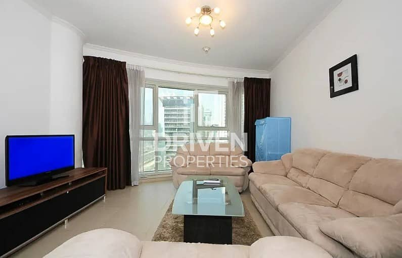 2 Exclusive Furnished 1 Bed Unit in Cluster C