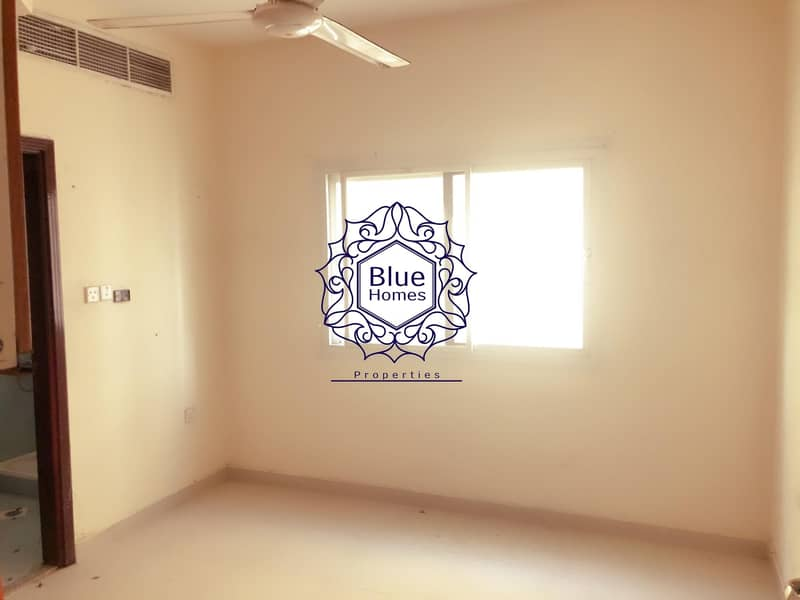 Biggest offer studio with central a/c  in muwaileh