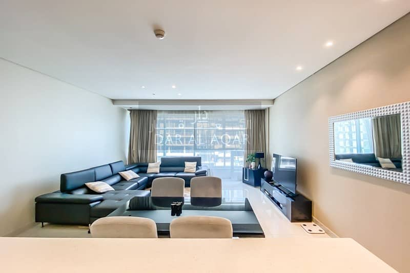 2 2Br+M | Fully Furnished | Hotel Facilities