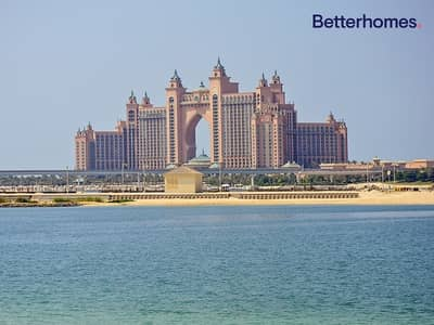 1 Bedroom Hotel Apartment for Rent in Palm Jumeirah, Dubai - Fully Furnished|High Floor|Serviced|Bills Included