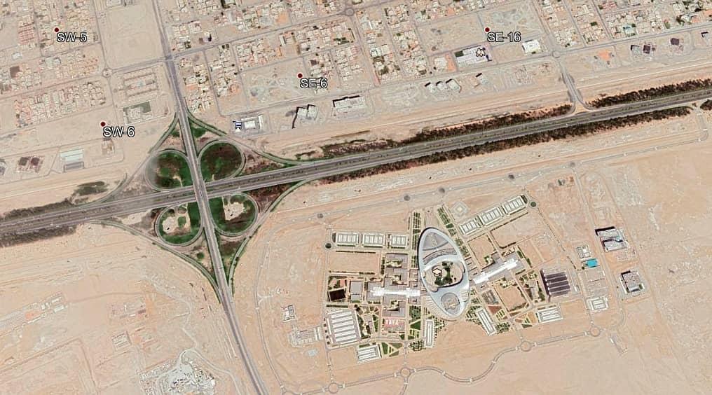 2  Khalifa city a great location
