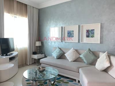 1 Bedroom Flat for Rent in Downtown Dubai, Dubai - Beautiful Fully Furnished 1 BHK|68k|DownTown  Favorite  Share